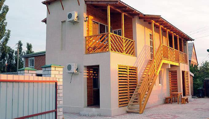 мини-отель абрикос
